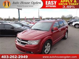 2010 DODGE JOURNEY RT BACKUP CAM 90 DAYS NO PAYMENTS