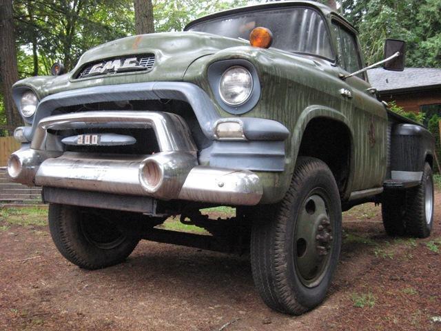 Classic Truck Rescue