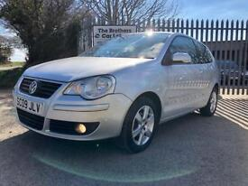 VOLKSWAGEN POLO 1.2 Match 60 (silver) 2009