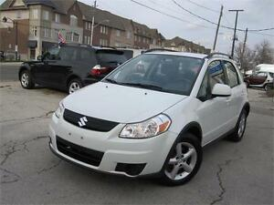 2009 Suzuki SX4 Hatchback JX Clean Carproof 1 Owner Air Alloy