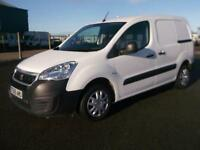 Peugeot Partner L1 850 1.6 HDI 92 BHP PROFESSIONAL VAN. 3 SEATS. SAT NAV. AIR CO