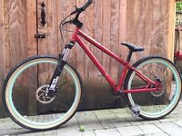 Beautiful Barely Used Dirt Jumper