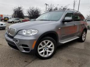 2012 BMW X5 50i FULLY LOADED, TWO YEARS WARRANTY
