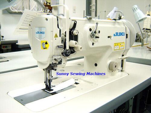 JUKI LU-1508N Leather Walking Foot Sewing Machine - Assembled w/ Servo Motor