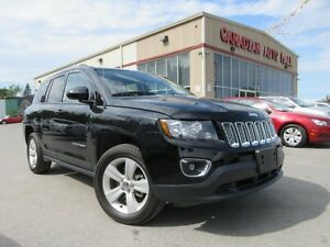 2015 Jeep Compass HIGH ALTITUDE, LEATHER, ROOF, 16K!