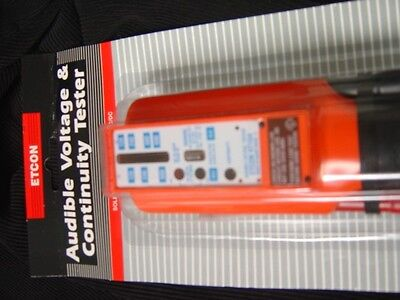 VT154 Audible Voltage Continuity Tester-Solenoid Type - Solenoid Voltage Tester