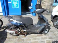 2003 52 Benelli Velvet 125cc Scooter Spares Or Repair