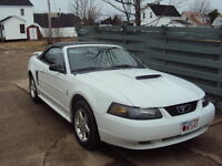 2003 Ford Mustang Convertible V6