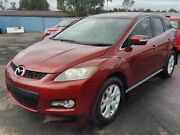 2007 Mazda CX-7 ER1031 MY07 Classic Red 6 Speed Sports Automatic Wagon Underwood Logan Area Preview