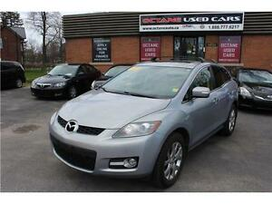 2009 Mazda CX-7 GT Leather Sunroof!