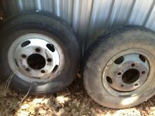 Ford Trader or Mazda truck tyres Modbury North Tea Tree Gully Area Preview