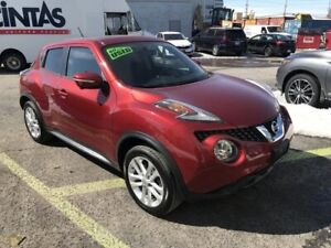 2015 Nissan Juke SL AWD | Navi, Sunroof, Leather Htd Seats