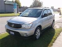 2006 BUICK RENDEZVOUS CX *** EASY FINANCING *** LOW KMS ***