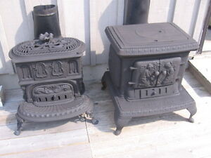 5 Old Antique Wood Stoves  woodstoves