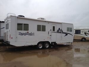 30' Roughneck Well Site Trailers