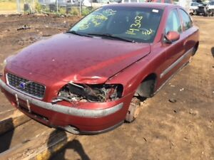 2002 Volvo S60 just in for parts at Pic N Save!