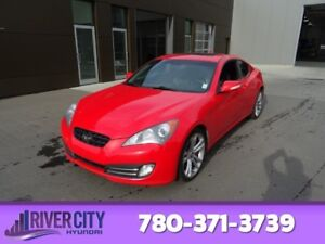 2010 Hyundai Genesis Coupe 3.8GT Leather,  Sunroof,  Bluetooth,