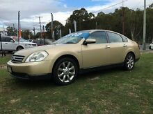 2005 Nissan Maxima J31 ST-L Gold 4 Speed Automatic Sedan Clontarf Redcliffe Area Preview