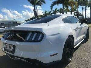 2017 Ford Mustang FM MY17 Fastback White 6 Speed Manual Fastback