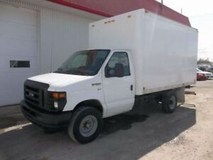 15 ft Cube Van for sale
