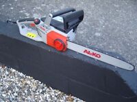 ALKO EKS 2400/40 Electric Chainsaw -brand new, ex display model, reduced for quick sale