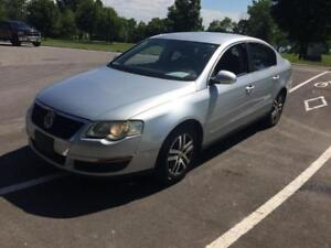 2007 VOLKSWAGEN PASSAT 2.0 TURBO * FINANCEMENT DISPONIBLE *
