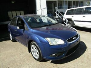2007 Ford Focus Blue 4 Speed Automatic Sedan Moorooka Brisbane South West Preview