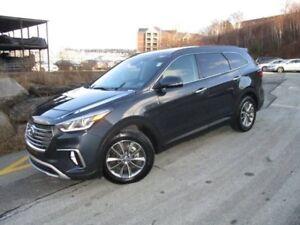 2018 Hyundai SANTA FE Luxury XL EXTENDED BODY 6-PASSENGER (AWD,