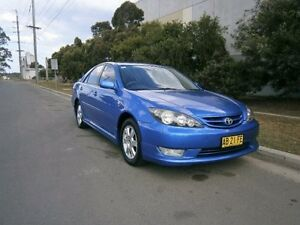 2004 Toyota Camry ACV36R Upgrade Sportivo Blue 4 Speed Automatic Sedan South Windsor Hawkesbury Area Preview