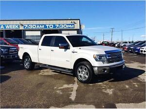 2014 Ford F-150 King Ranch 4x4 SuperCrew Cab 6.5 ft. box 157 in.