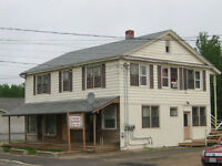 Two income properties fully rented for sale in Doaktown NB