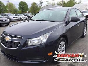 Chevrolet Cruze 1LS Automatique 2014