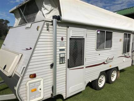 [Penrith] #1988 Coromal 18' Tandem P/Top SHW/Toilet R/out A/C Cowra Cowra Area Preview