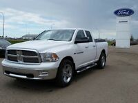 2011 Dodge Ram 1500 SLT 4x4 Quad Cab 140 in. WB ~Finance for as