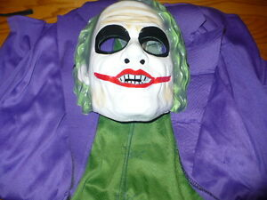 The Joker Costume Youth Large