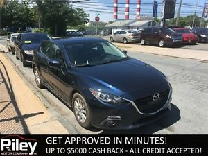 2014 Mazda Mazda3 GS-SKY STARTING AT $123.41 BI-WEEKLY