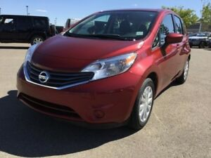 2016 Nissan Versa Note SV AUTO Accident Free,  Back-up Cam,  Blu