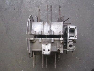 Porsche 356 Three Piece Engine Case Assembly With 912 Front Cover GENUINE -