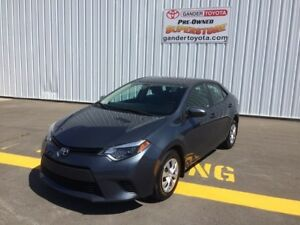 2015 Toyota Corolla CE Air Conditioning Pkg.