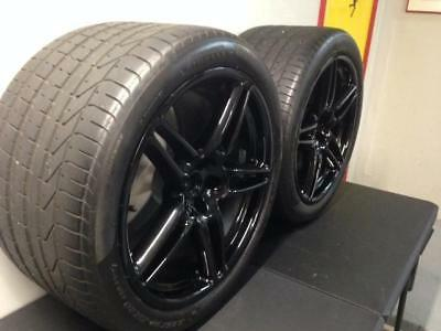 "Novitec NF2 20"" Rear Wheels Fits Ferrari 360/430/550/575"