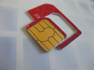SIM card cutting $2 - regular to Micro SIM