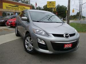 2012 Mazda CX-7 GS,AWD,LOCAL SUV,ALLOYS,FOGLIGHTS