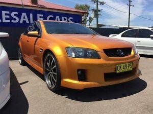 2009 Holden Commodore VE SV6 Wildfire Sports Automatic Sedan Sandgate Newcastle Area Preview