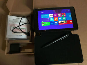 Dell Venue 8 Pro 64 GB Tablet with Full Windows 10 Like New