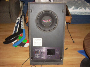 SUBWOOFER SPKRS CD/ DVD PLYRS PHN DOCK SYSTEMS ETC