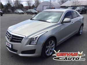 Cadillac ATS Cuir Toit Ouvrant MAGS 2014