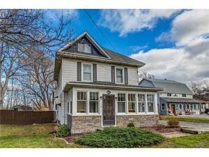 Meticulously Cared For 1913 Home for sale in Vineland, Ontario