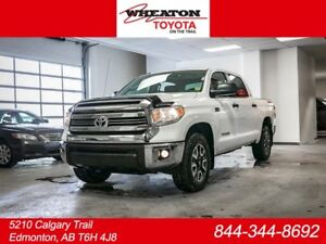 2016 Toyota Tundra TRD Off Road, Heated Seats, Touch Screen, Bac