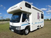 Winnebago Freeway – ONLY 61,000KMS – COMPACT MOTORHOME Glendenning Blacktown Area Preview