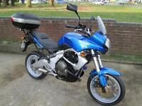 Kawasaki KLE 650 VERSEYS TOURING COMMUTING MOTORCYCLE